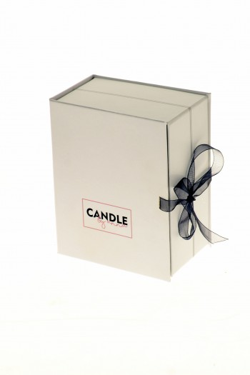 Gift box for candles
