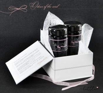 Подаръчна кутия за свещи