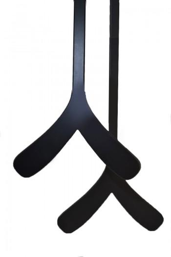 "Wooden hanger ""Brave"""